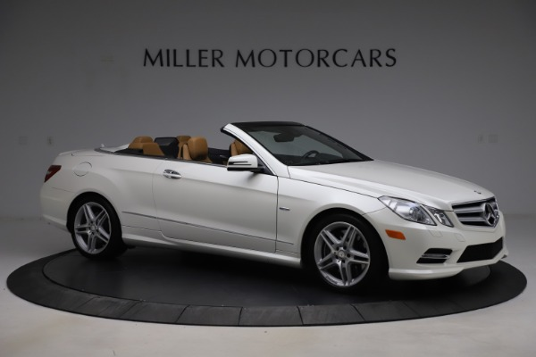 Used 2012 Mercedes-Benz E-Class E 550 for sale Call for price at Maserati of Greenwich in Greenwich CT 06830 8
