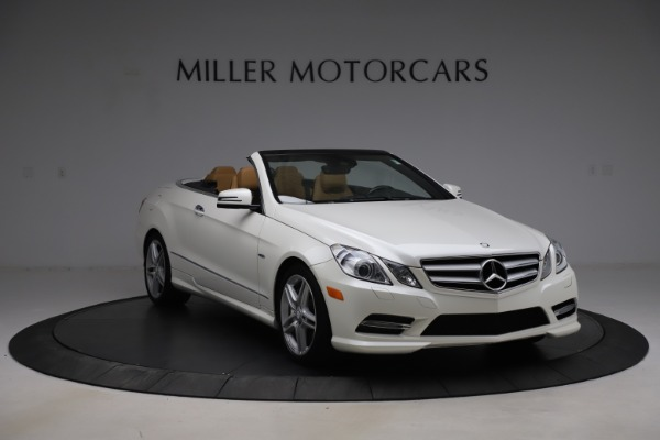 Used 2012 Mercedes-Benz E-Class E 550 for sale Call for price at Maserati of Greenwich in Greenwich CT 06830 9