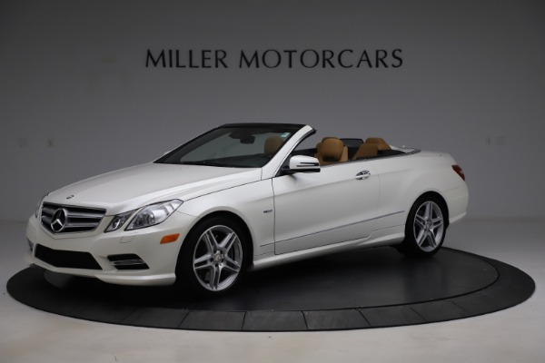 Used 2012 Mercedes-Benz E-Class E 550 for sale Call for price at Maserati of Greenwich in Greenwich CT 06830 1