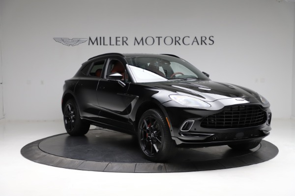 New 2021 Aston Martin DBX for sale $200,986 at Maserati of Greenwich in Greenwich CT 06830 10