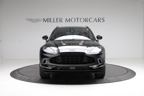 New 2021 Aston Martin DBX for sale $200,986 at Maserati of Greenwich in Greenwich CT 06830 11