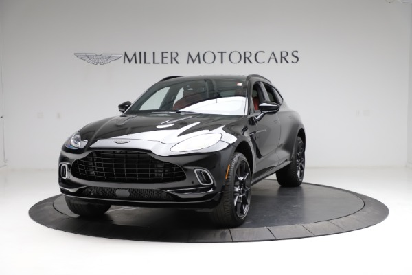 New 2021 Aston Martin DBX for sale $200,986 at Maserati of Greenwich in Greenwich CT 06830 12