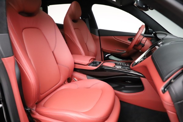 New 2021 Aston Martin DBX for sale $200,986 at Maserati of Greenwich in Greenwich CT 06830 21