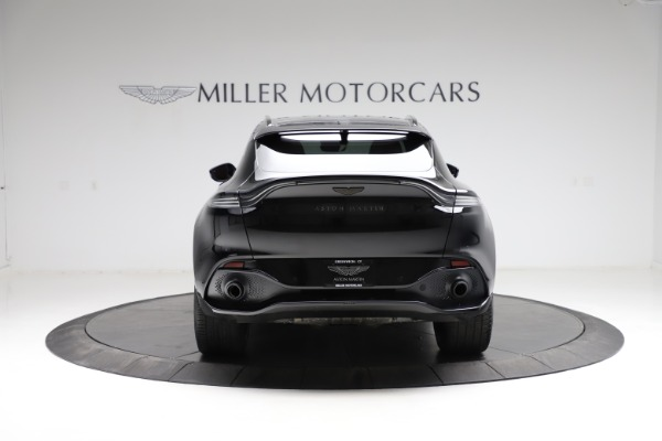 New 2021 Aston Martin DBX for sale $200,986 at Maserati of Greenwich in Greenwich CT 06830 5