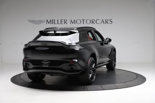 New 2021 Aston Martin DBX SUV for sale $200,986 at Maserati of Greenwich in Greenwich CT 06830 6