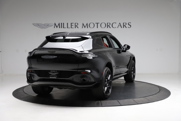 New 2021 Aston Martin DBX for sale $200,986 at Maserati of Greenwich in Greenwich CT 06830 6