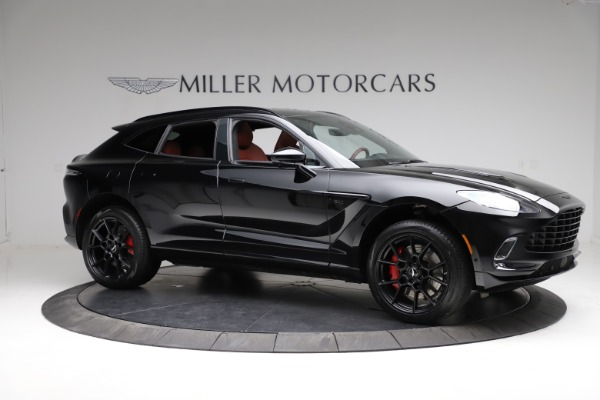 New 2021 Aston Martin DBX for sale $200,986 at Maserati of Greenwich in Greenwich CT 06830 9