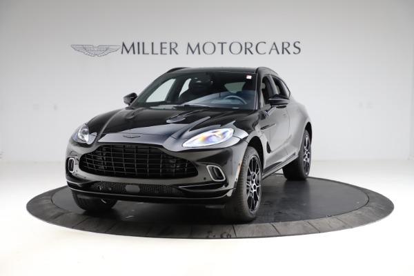New 2021 Aston Martin DBX SUV for sale $212,686 at Maserati of Greenwich in Greenwich CT 06830 12
