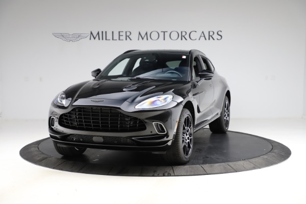 New 2021 Aston Martin DBX for sale $212,686 at Maserati of Greenwich in Greenwich CT 06830 12