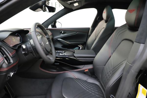 New 2021 Aston Martin DBX SUV for sale $212,686 at Maserati of Greenwich in Greenwich CT 06830 13