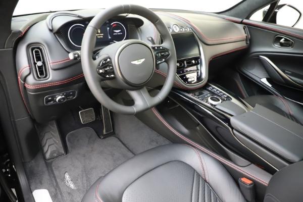 New 2021 Aston Martin DBX SUV for sale $212,686 at Maserati of Greenwich in Greenwich CT 06830 14