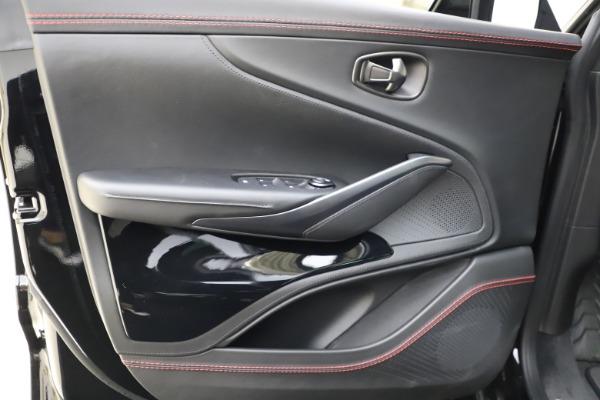 New 2021 Aston Martin DBX for sale $212,686 at Maserati of Greenwich in Greenwich CT 06830 16