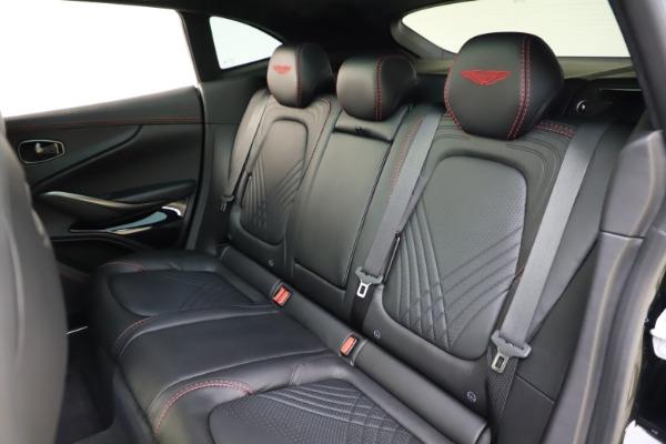 New 2021 Aston Martin DBX SUV for sale $212,686 at Maserati of Greenwich in Greenwich CT 06830 19
