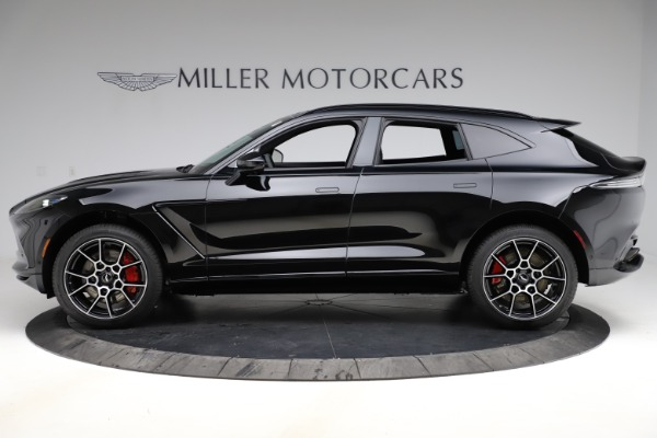 New 2021 Aston Martin DBX for sale $212,686 at Maserati of Greenwich in Greenwich CT 06830 2