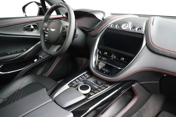 New 2021 Aston Martin DBX SUV for sale $212,686 at Maserati of Greenwich in Greenwich CT 06830 20