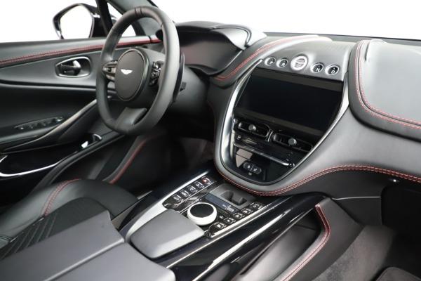 New 2021 Aston Martin DBX for sale $212,686 at Maserati of Greenwich in Greenwich CT 06830 20