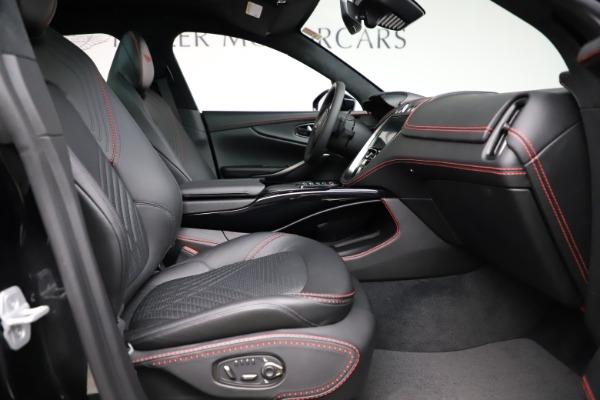 New 2021 Aston Martin DBX SUV for sale $212,686 at Maserati of Greenwich in Greenwich CT 06830 21