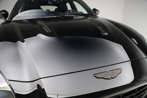 New 2021 Aston Martin DBX SUV for sale $212,686 at Maserati of Greenwich in Greenwich CT 06830 23