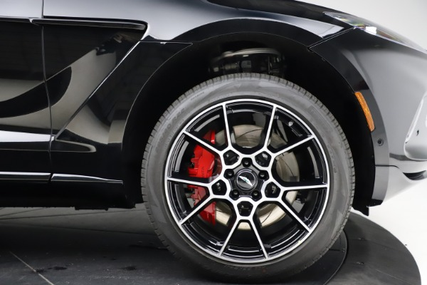 New 2021 Aston Martin DBX SUV for sale $212,686 at Maserati of Greenwich in Greenwich CT 06830 25