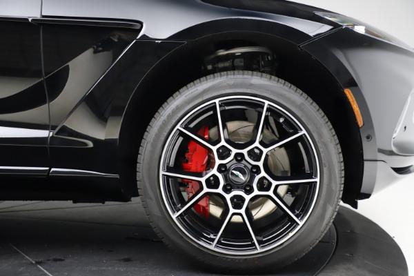 New 2021 Aston Martin DBX for sale $212,686 at Maserati of Greenwich in Greenwich CT 06830 25
