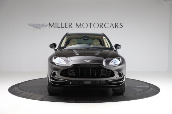 New 2021 Aston Martin DBX for sale $215,386 at Maserati of Greenwich in Greenwich CT 06830 11