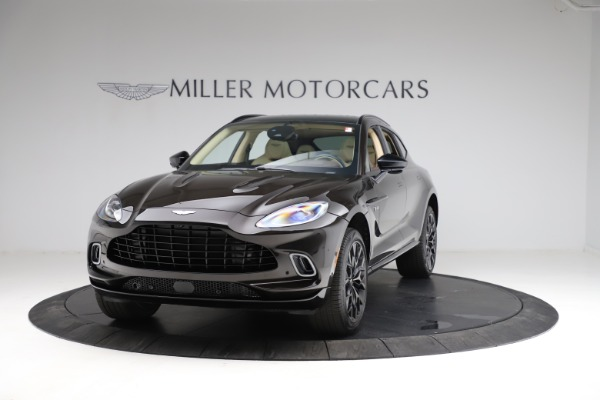 New 2021 Aston Martin DBX for sale $215,386 at Maserati of Greenwich in Greenwich CT 06830 12