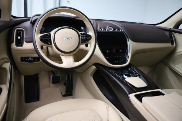 New 2021 Aston Martin DBX for sale $215,386 at Maserati of Greenwich in Greenwich CT 06830 13