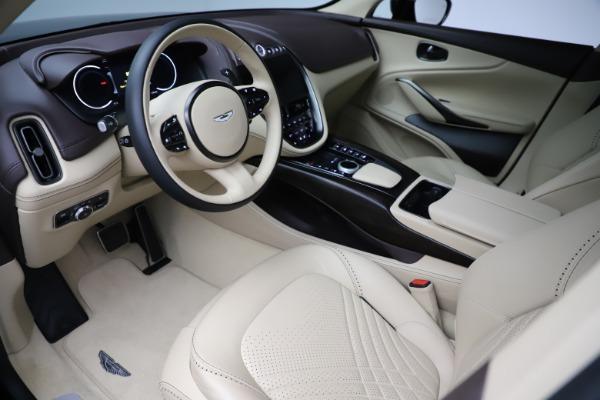 New 2021 Aston Martin DBX for sale $215,386 at Maserati of Greenwich in Greenwich CT 06830 14