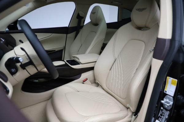 New 2021 Aston Martin DBX for sale $215,386 at Maserati of Greenwich in Greenwich CT 06830 16