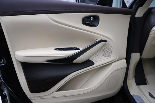 New 2021 Aston Martin DBX for sale $215,386 at Maserati of Greenwich in Greenwich CT 06830 17