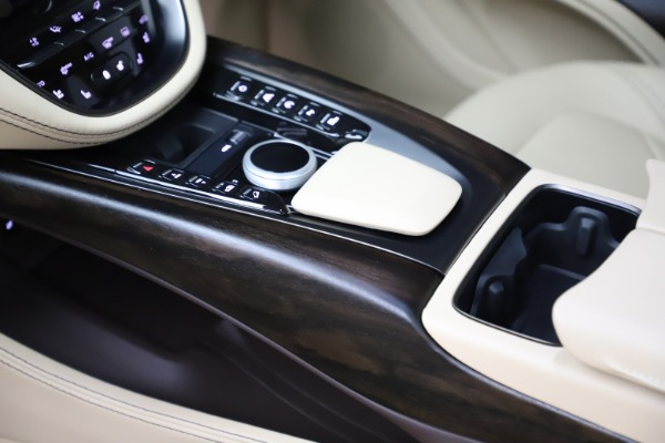 New 2021 Aston Martin DBX for sale $215,386 at Maserati of Greenwich in Greenwich CT 06830 18