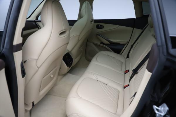 New 2021 Aston Martin DBX for sale $215,386 at Maserati of Greenwich in Greenwich CT 06830 19