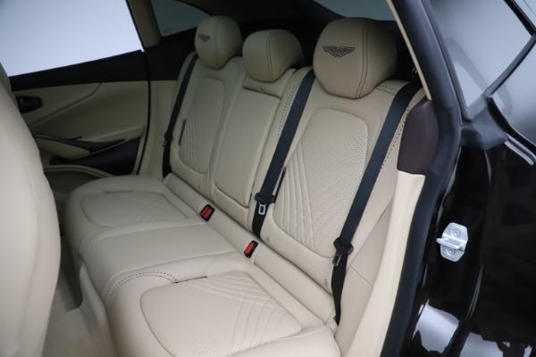 New 2021 Aston Martin DBX for sale $215,386 at Maserati of Greenwich in Greenwich CT 06830 20