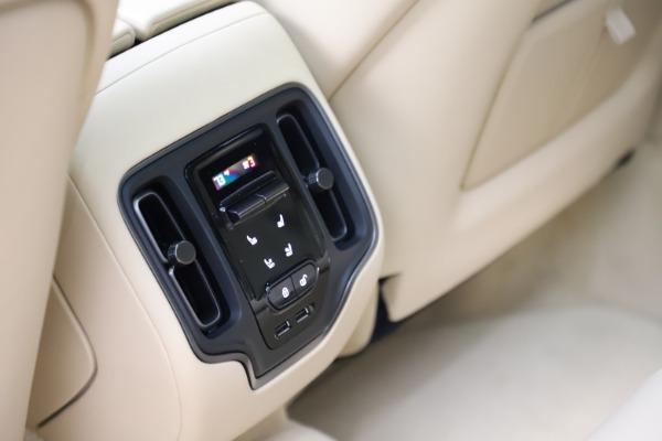 New 2021 Aston Martin DBX for sale $215,386 at Maserati of Greenwich in Greenwich CT 06830 21
