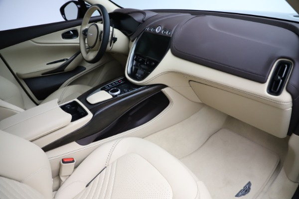 New 2021 Aston Martin DBX for sale $215,386 at Maserati of Greenwich in Greenwich CT 06830 22