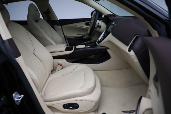 New 2021 Aston Martin DBX for sale $215,386 at Maserati of Greenwich in Greenwich CT 06830 23
