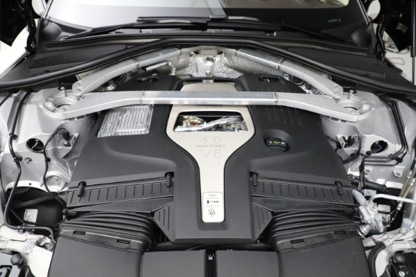 New 2021 Aston Martin DBX for sale $215,386 at Maserati of Greenwich in Greenwich CT 06830 27