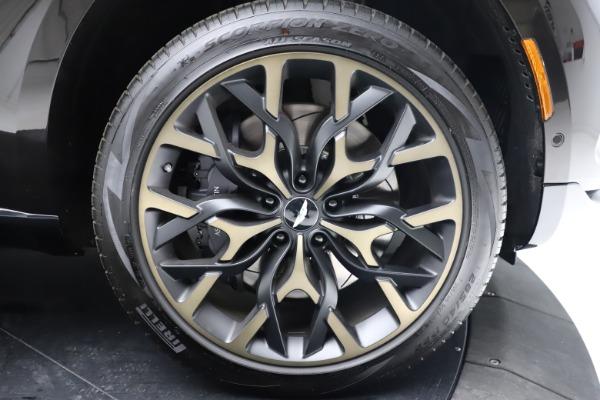 New 2021 Aston Martin DBX for sale $215,386 at Maserati of Greenwich in Greenwich CT 06830 28