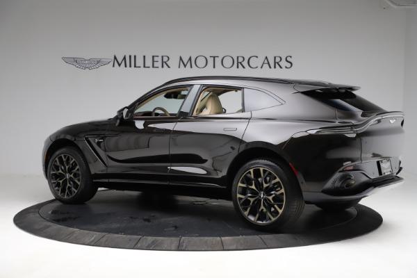 New 2021 Aston Martin DBX for sale $215,386 at Maserati of Greenwich in Greenwich CT 06830 3