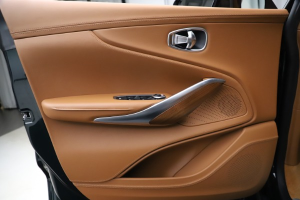 New 2021 Aston Martin DBX SUV for sale $221,386 at Maserati of Greenwich in Greenwich CT 06830 13