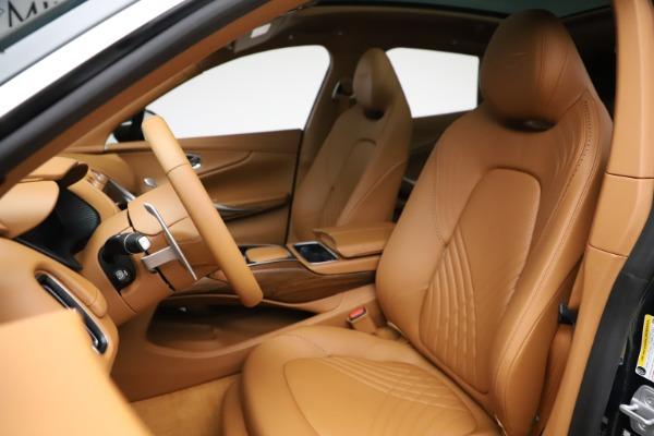 New 2021 Aston Martin DBX SUV for sale $221,386 at Maserati of Greenwich in Greenwich CT 06830 14