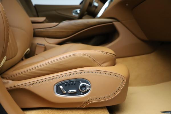 New 2021 Aston Martin DBX SUV for sale $221,386 at Maserati of Greenwich in Greenwich CT 06830 20