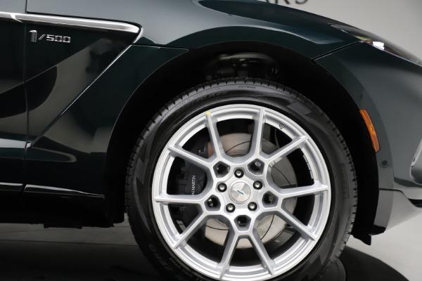 New 2021 Aston Martin DBX SUV for sale $221,386 at Maserati of Greenwich in Greenwich CT 06830 22