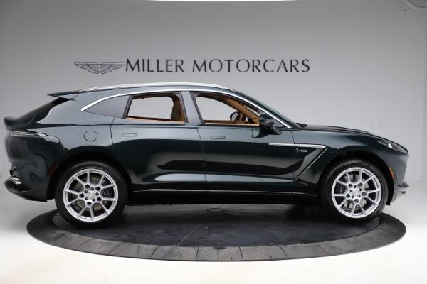 New 2021 Aston Martin DBX SUV for sale $221,386 at Maserati of Greenwich in Greenwich CT 06830 8