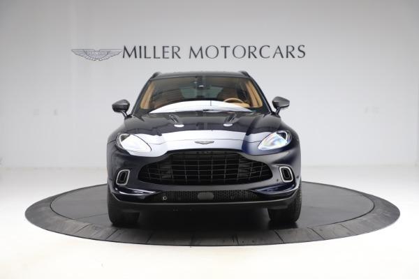 New 2021 Aston Martin DBX SUV for sale $264,386 at Maserati of Greenwich in Greenwich CT 06830 11