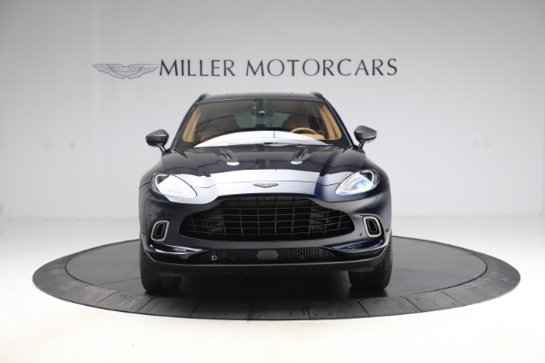 New 2021 Aston Martin DBX for sale $264,386 at Maserati of Greenwich in Greenwich CT 06830 11