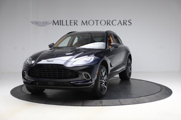 New 2021 Aston Martin DBX SUV for sale $264,386 at Maserati of Greenwich in Greenwich CT 06830 12