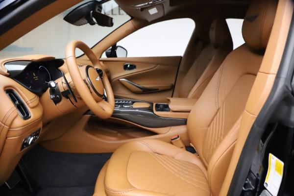 New 2021 Aston Martin DBX SUV for sale $264,386 at Maserati of Greenwich in Greenwich CT 06830 13
