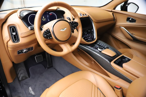 New 2021 Aston Martin DBX SUV for sale $264,386 at Maserati of Greenwich in Greenwich CT 06830 14