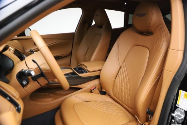 New 2021 Aston Martin DBX SUV for sale $264,386 at Maserati of Greenwich in Greenwich CT 06830 15
